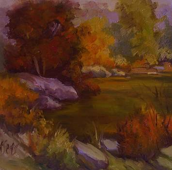 Autumn Splendor by Patricia Elliott Seitz