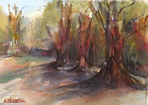Autumn Too by Lynne Bolwell