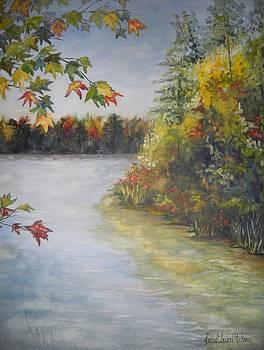 Autumn Whispers by Brandi  Hickman