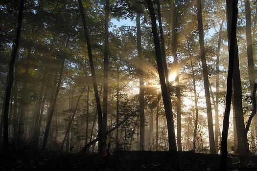Auxier Sunrise by David Yunker