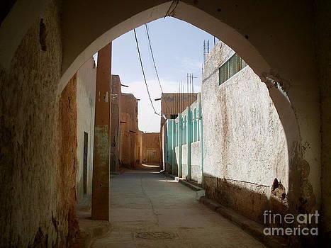 Avenue Ezzaouia EL Kadiria by Mourad HARKAT