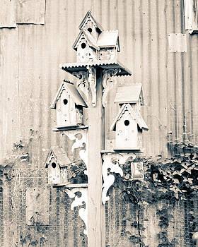 Avian Castle by Will Gunadi