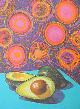 Avocado Delight by Adel Nemeth