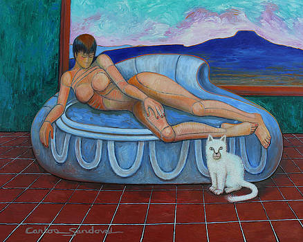 Awakening Sleeper #2 by Carlos Sandoval