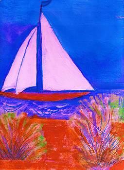 Anne-Elizabeth Whiteway - Away we Sail