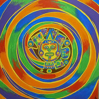 Aztec Vortex by Drew Shourd