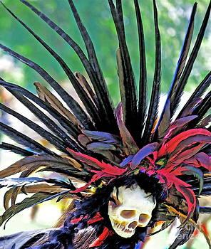 Gwyn Newcombe - Aztecan Ceremony 15