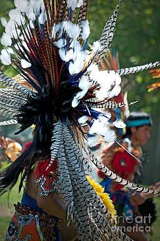 Gwyn Newcombe - Aztecan Ceremony 4