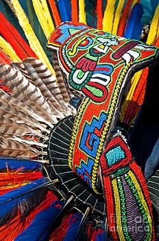 Gwyn Newcombe - Aztecan Ceremony 7