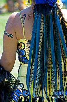 Gwyn Newcombe - Aztecan Ceremony 8