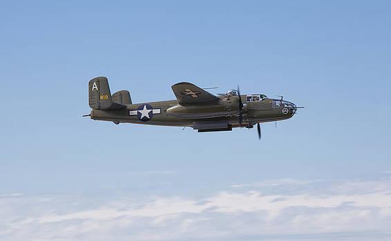 B-25j by Ross Murphy