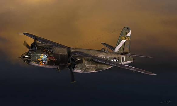 Dale Jackson - B-26 Marauder