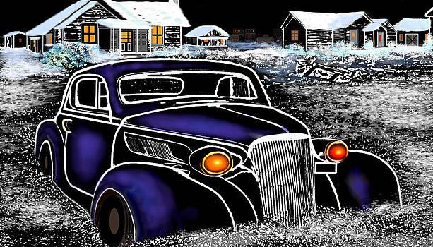B Town Auto by Dlbt-art