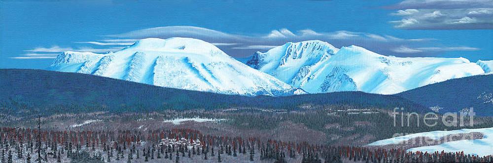 Stanza Widen - Babine Mountain Range