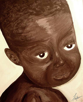Baby Saye by Faytene Grasseschi