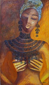 Babylonian Dream by Hashim Khan
