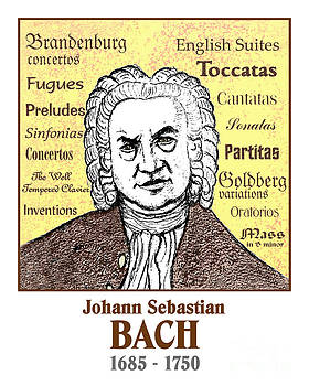 Bach by Paul Helm