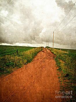 Edward Fielding - Back Country Road PEI