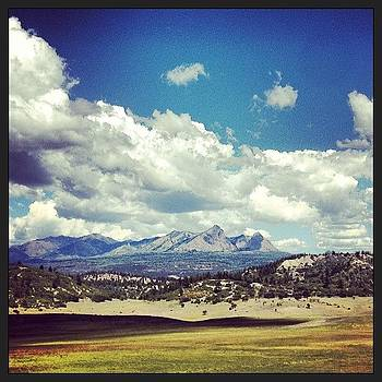 Back In Colorado by Paula Manning-Lewis