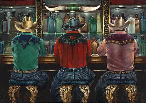 Back in the Saddle Again by Geraldine Arata