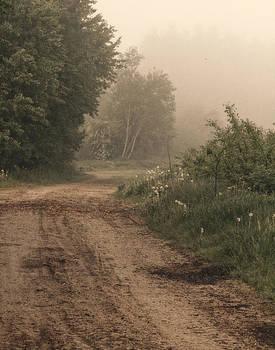 Back Road by Odd Jeppesen