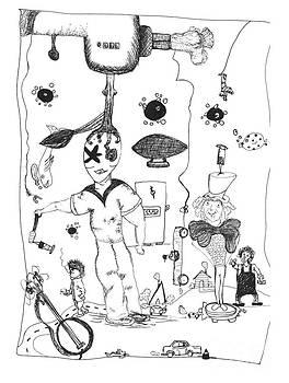 Michael Mooney - Back Rooms of My Mind Door 10313