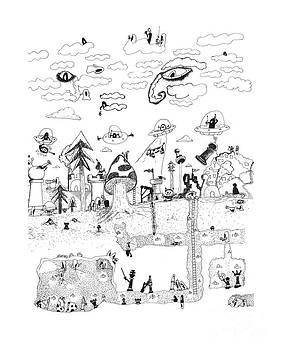Michael Mooney - Back Rooms of My Mind Door 251112