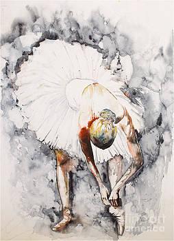 Back stage by Tatiana Ilieva