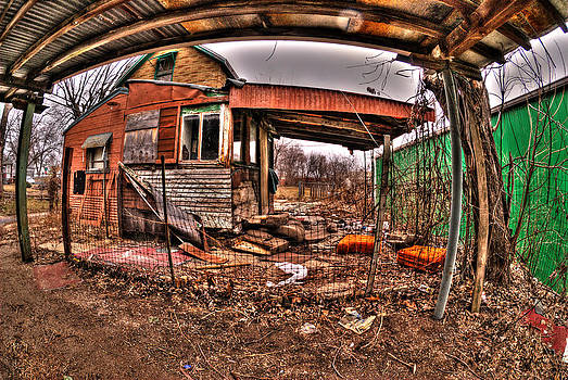 Backyard Dream by Kimberleigh Ladd
