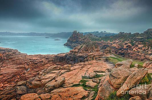 Bad weather in Brittany by Radu Razvan