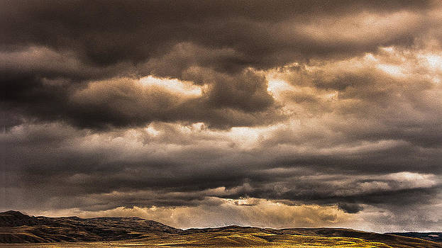Badlands by Larry Goss