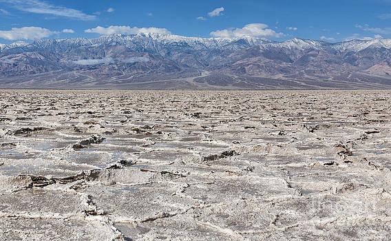 Sandra Bronstein - Badwater Basin - Death Valley