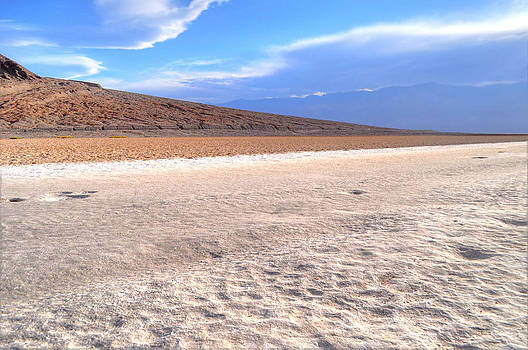 Badwater Isolation by Eric John Galleries