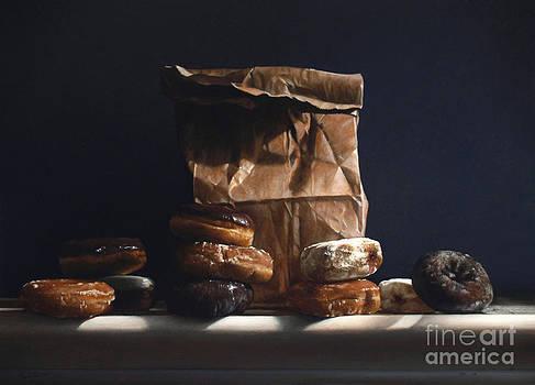 Larry Preston - BAG OF DONUTS