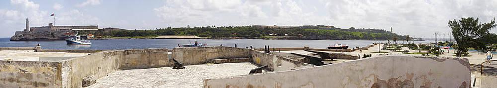 Bahia de la Habana by Juan Carlos Sepulveda