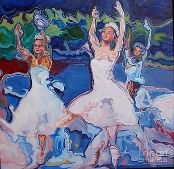 Bailarinas by Elson Velazquez