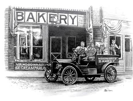 Bakery by Todd Spaur