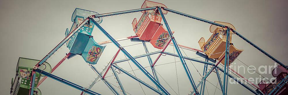 Paul Velgos - Balboa Fun Zone Ferris Wheel Newport Beach Photo