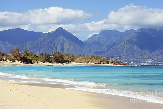 Baldwin Beach Maui by David Olsen