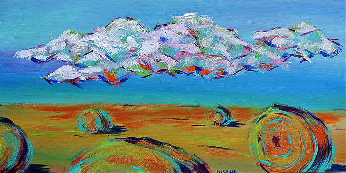 Bales by Lee Walker