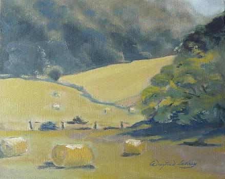 Baling Season by Winifred Lesley