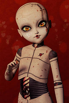 Liam Liberty - Ball Jointed Doll - Love