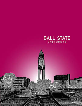Ball State University by Myke Huynh