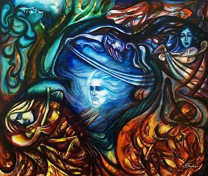Ballade for Eminescu by Gabriela  Taylor