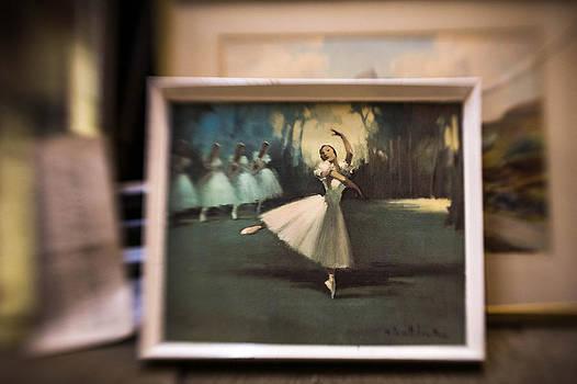 Ballerina by Arianna Petrovan