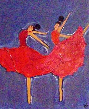 Ballerina by Lynette  Swart