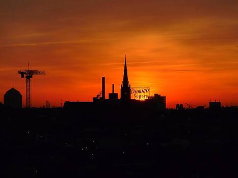 Baltimore Dawn by Robert Geary
