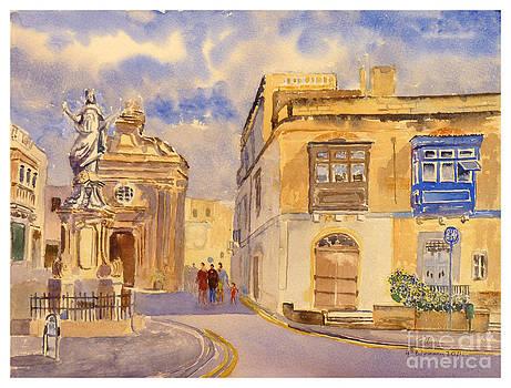 Balzan Chapel Malta by Godwin Cassar