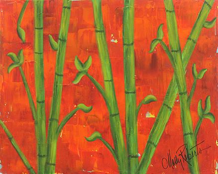 Bamboo Garden by Molly Roberts
