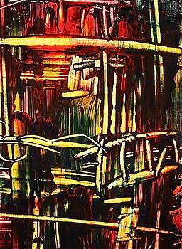 Bamboo by Janice Nabors Raiteri